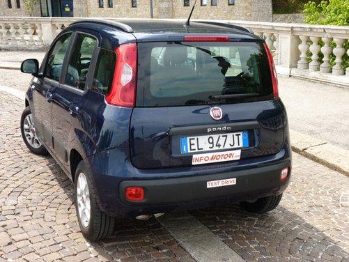 Prova su strada della Nuova Fiat Panda con motore diesel Multijet - Foto 2 di 34