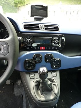 Prova su strada della Nuova Fiat Panda con motore diesel Multijet - Foto 33 di 34