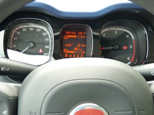Prova su strada della Nuova Fiat Panda con motore diesel Multijet - Foto 16 di 34