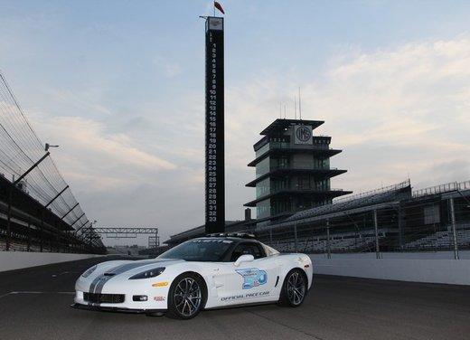 Chevrolet Corvette ZR1 2013 safety car alla 500 Miglia di Indianapolis 2012