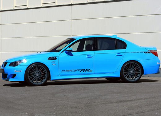 BMW M5 Hurricane RR da 819 Cv by G-Power - Foto 5 di 9