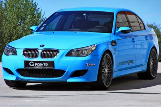 BMW M5 Hurricane RR da 819 Cv by G-Power