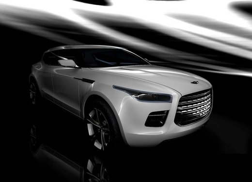 Aston Martin Lagonda - Foto 9 di 12