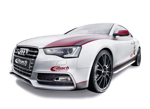 Audi S5 Coupè Project Car by Eibach