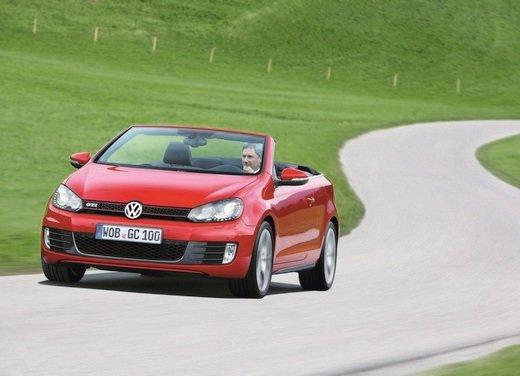 Volkswagen Golf GTI Cabrio - Foto 5 di 25