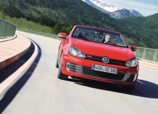 Volkswagen Golf GTI Cabrio - Foto 4 di 25