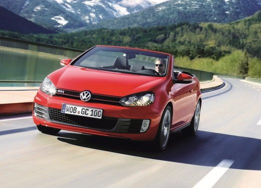 Volkswagen Golf GTI Cabrio - Foto 3 di 25
