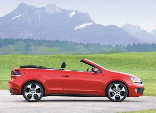 Volkswagen Golf GTI Cabrio - Foto 2 di 25