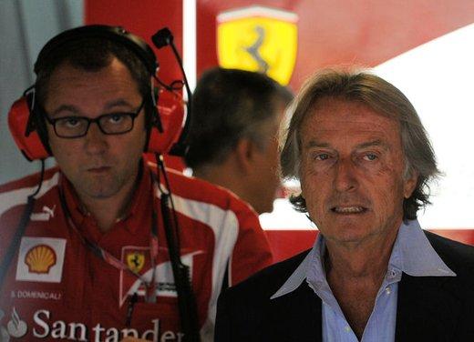 """F1 2012: Montezemolo alla Scuderia Ferrari """"Il Mondiale dipende da noi"""""""