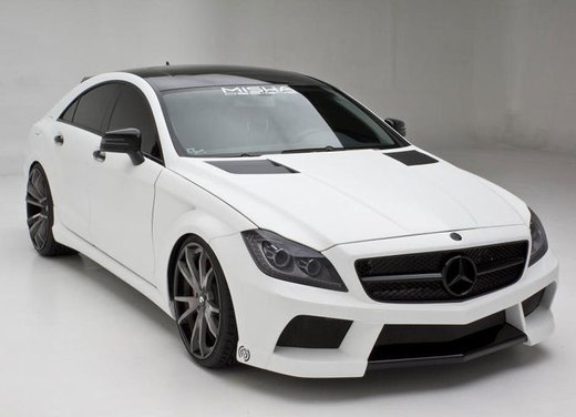 Mercedes CLS Tuning By Misha Design