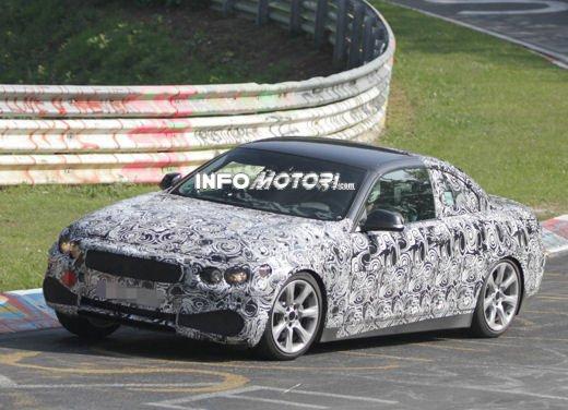 Foto spia della nuova BMW Serie 4 Cabrio - Foto 16 di 20