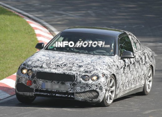 Foto spia della nuova BMW Serie 4 Cabrio - Foto 18 di 20