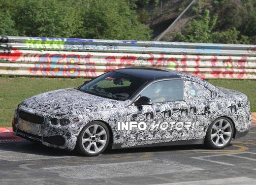 Foto spia della nuova BMW Serie 4 Cabrio - Foto 19 di 20