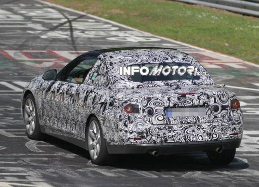 Foto spia della nuova BMW Serie 4 Cabrio - Foto 15 di 20