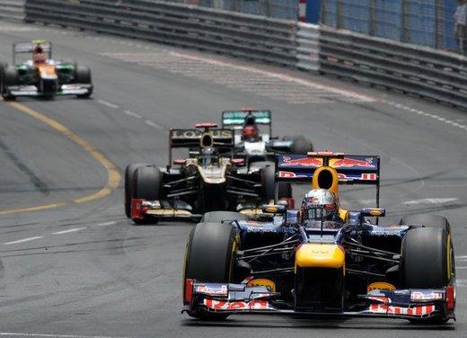 Strategia gomme Pirelli P Zero al GP di Monaco di F1
