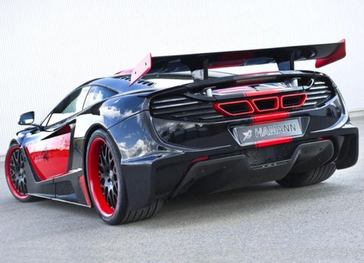 McLaren MP4-12C tuning by Hamann - Foto 19 di 19