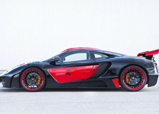 McLaren MP4-12C tuning by Hamann - Foto 1 di 19