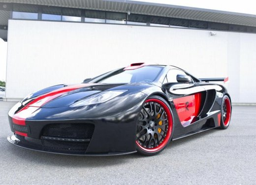 McLaren MP4-12C tuning by Hamann - Foto 13 di 19