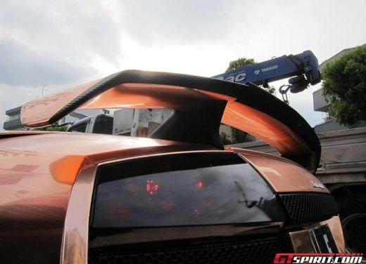 Lamborghini Murcielago Gold by Office-K - Foto 13 di 23