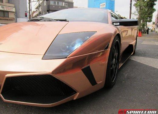 Lamborghini Murcielago Gold by Office-K - Foto 14 di 23