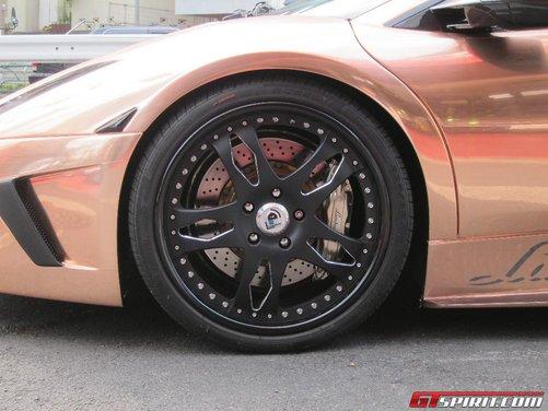Lamborghini Murcielago Gold by Office-K - Foto 17 di 23