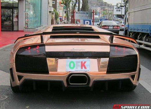 Lamborghini Murcielago Gold by Office-K - Foto 19 di 23