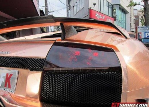 Lamborghini Murcielago Gold by Office-K - Foto 20 di 23