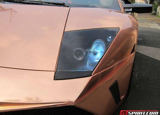 Lamborghini Murcielago Gold by Office-K - Foto 23 di 23