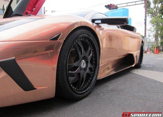 Lamborghini Murcielago Gold by Office-K - Foto 4 di 23
