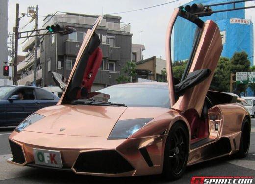 Lamborghini Murcielago Gold by Office-K - Foto 8 di 23