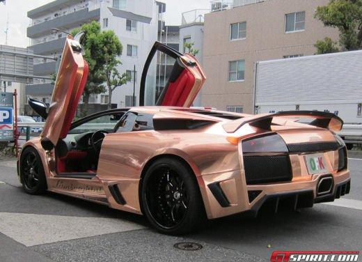 Lamborghini Murcielago Gold by Office-K - Foto 10 di 23