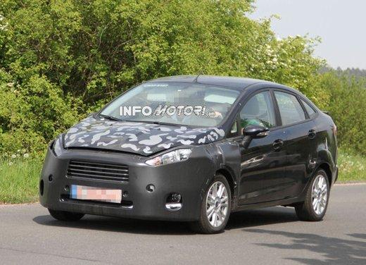 Ford Fiesta 2012, la nuova generazione pronta al debutto - Foto 9 di 24
