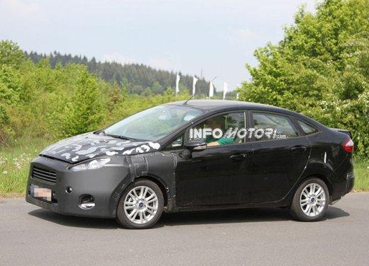Ford Fiesta 2012, la nuova generazione pronta al debutto - Foto 10 di 24