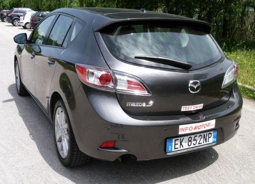 Mazda 3 provata su strada in versione 1.6 diesel - Foto 9 di 34