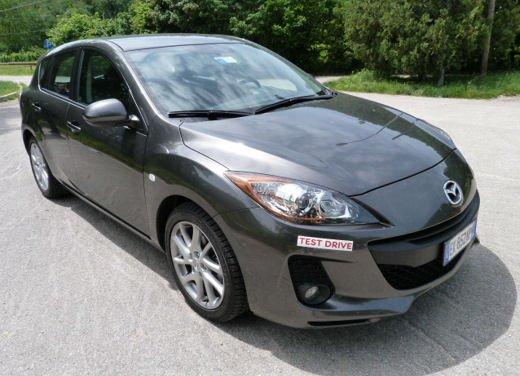 Mazda 3 provata su strada in versione 1.6 diesel - Foto 11 di 34