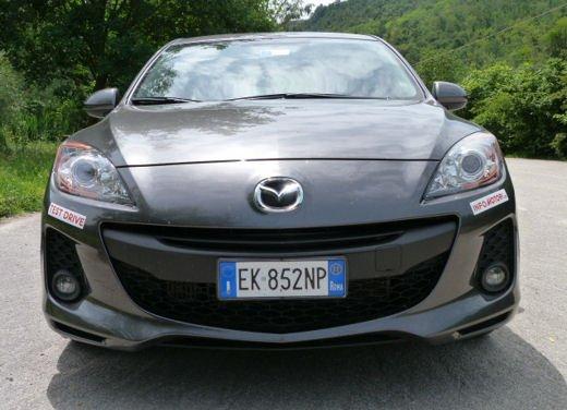 Mazda 3 provata su strada in versione 1.6 diesel - Foto 14 di 34