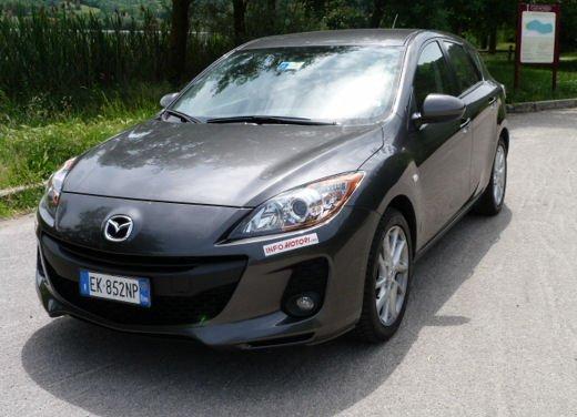 Mazda 3 provata su strada in versione 1.6 diesel - Foto 15 di 34