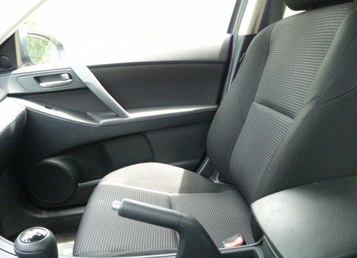 Mazda 3 provata su strada in versione 1.6 diesel - Foto 24 di 34