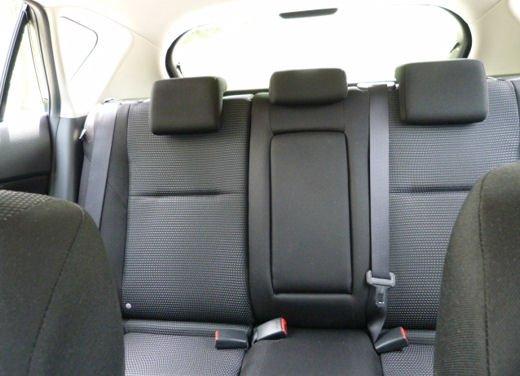 Mazda 3 provata su strada in versione 1.6 diesel - Foto 25 di 34