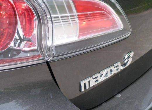 Mazda 3 provata su strada in versione 1.6 diesel - Foto 28 di 34