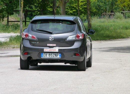 Mazda 3 provata su strada in versione 1.6 diesel - Foto 30 di 34
