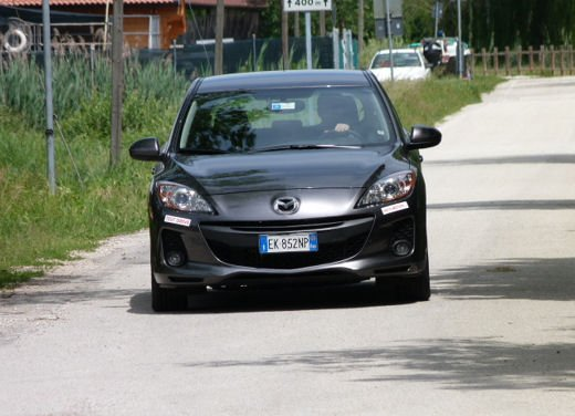 Mazda 3 provata su strada in versione 1.6 diesel - Foto 31 di 34