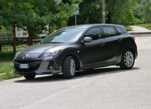 Mazda 3 provata su strada in versione 1.6 diesel - Foto 34 di 34