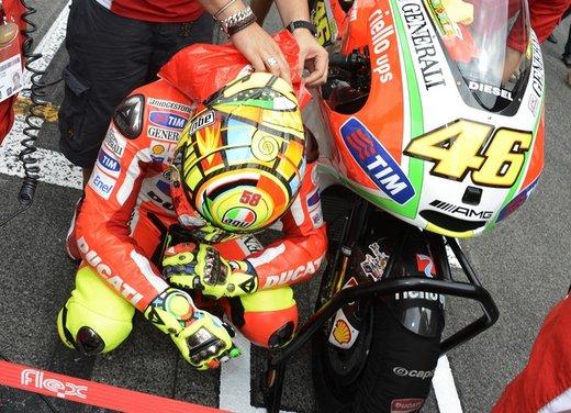 MotoGP 2012: Honda chiude a Valentino Rossi, resterà in Ducati? - Foto 18 di 19