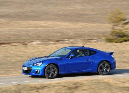 Subaru BRZ: prova su strada della coupé boxer - Foto 15 di 36