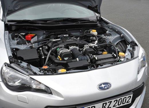 Subaru BRZ: prova su strada della coupé boxer - Foto 35 di 36
