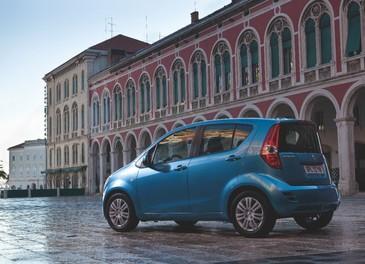 Suzuki Splash in promozione a 9.300 euro a novembre - Foto 2 di 7