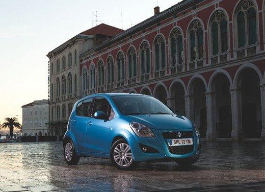 Suzuki Splash in promozione a 9.300 euro a novembre - Foto 3 di 7