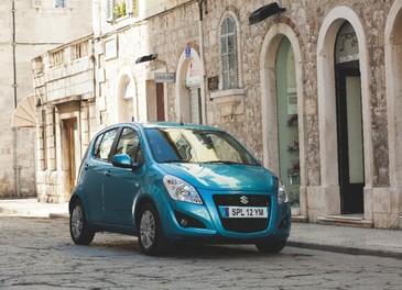 Suzuki Splash in promozione a 9.300 euro a novembre - Foto 4 di 7
