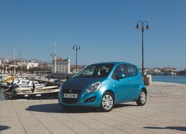 Suzuki Splash in promozione a 9.300 euro a novembre - Foto 5 di 7